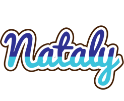 Nataly raining logo