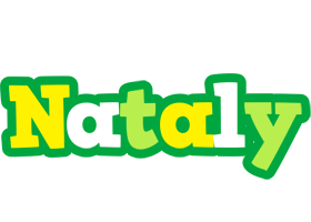 Nataly soccer logo