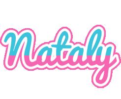 Nataly woman logo