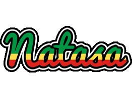 Natasa african logo