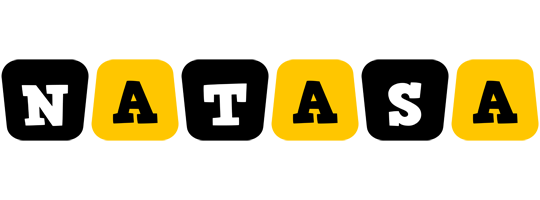 Natasa boots logo