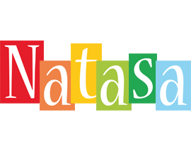 Natasa colors logo