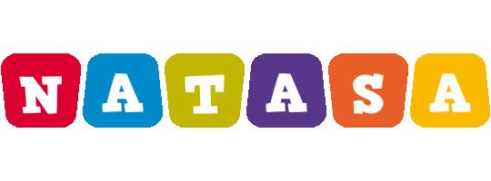 Natasa daycare logo