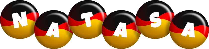 Natasa german logo