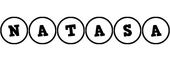 Natasa handy logo
