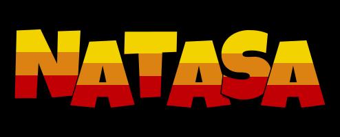 Natasa jungle logo