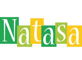 Natasa lemonade logo