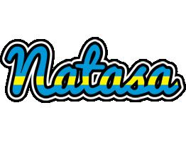 Natasa sweden logo