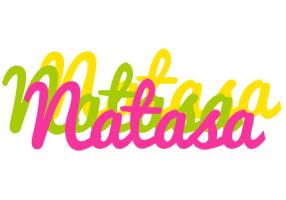 Natasa sweets logo
