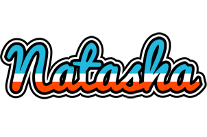 Natasha america logo