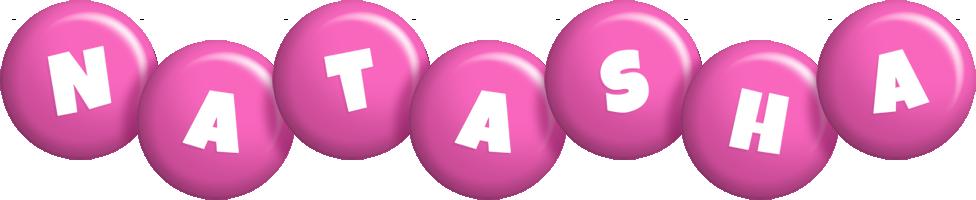 Natasha candy-pink logo