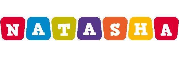 Natasha daycare logo