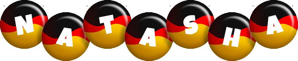 Natasha german logo