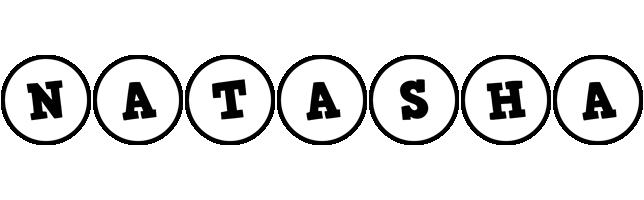 Natasha handy logo