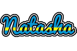 Natasha sweden logo