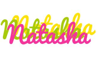 Natasha sweets logo