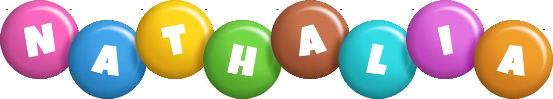 Nathalia candy logo