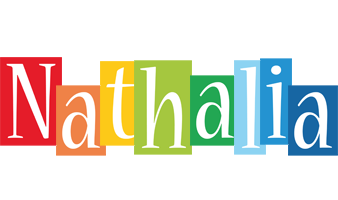 Nathalia colors logo