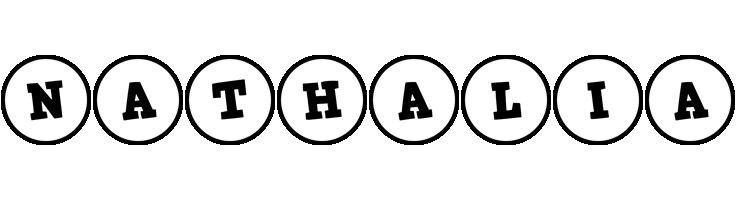 Nathalia handy logo