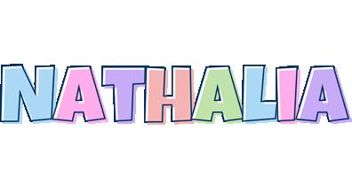 Nathalia pastel logo