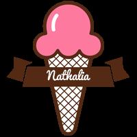 Nathalia premium logo
