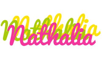 Nathalia sweets logo