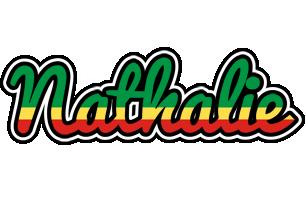 Nathalie african logo