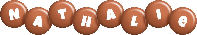 Nathalie candy-brown logo