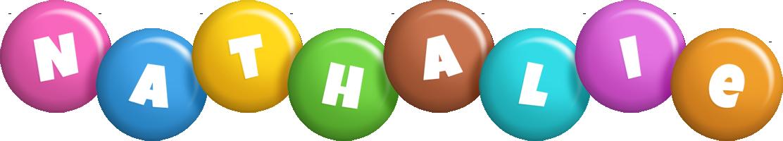 Nathalie candy logo