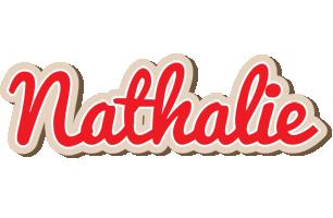 Nathalie chocolate logo