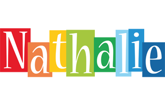 Nathalie colors logo