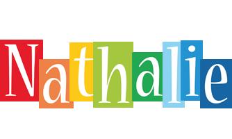 Nathalie colors logo
