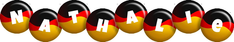 Nathalie german logo