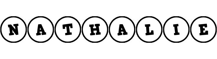 Nathalie handy logo