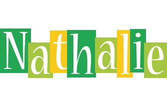 Nathalie lemonade logo