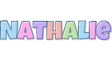 Nathalie pastel logo