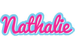 Nathalie popstar logo