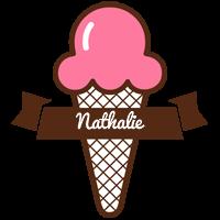 Nathalie premium logo