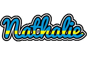 Nathalie sweden logo