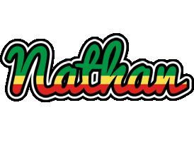 Nathan african logo