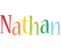 Nathan birthday logo