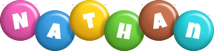 Nathan candy logo