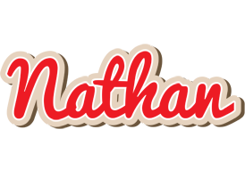 Nathan chocolate logo