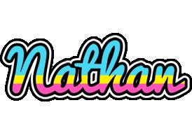 Nathan circus logo