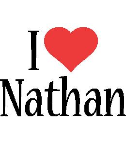 Nathan i-love logo