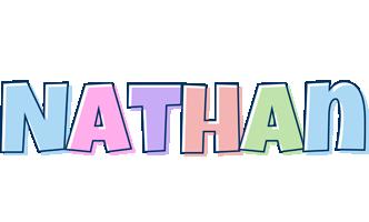 Nathan pastel logo