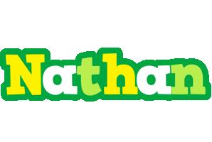 Nathan soccer logo