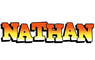 Nathan sunset logo