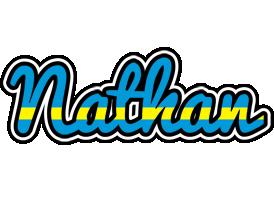 Nathan sweden logo
