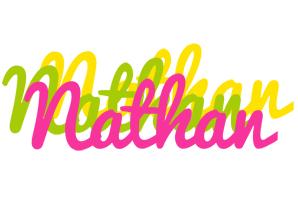 Nathan sweets logo